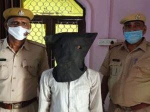 अलवर – राष्ट्रविरोधी गतिविधियों में लिप्त युवक गिरफ्तार