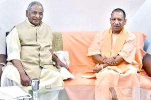 श्रीराम मंदिर के लिए सत्ता छोड़ने में उन्होंने एक क्षण भी नहीं लगाया