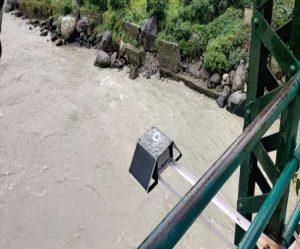 बाढ़ व फ्लैश फ्लड की मिल सकेगी पूर्व सूचना, नदी में जलस्तर बढ़ा तो मोबाइल पर मैसेज