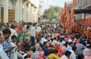 विश्व हिन्दू परिषद ने मेहंदीपुर बालाजी मंदिर अधिग्रहण का विरोध किया, उग्र आंदोलन की चेतावनी दी