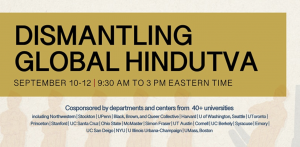 Universities should distance themselves from Hinduphobic Hindutva conference – Hindu American Foundation