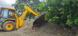 Assam govt. conducts eviction drive against illegal encroachment of migrant Muslims in Dhalpur; 1488 acers land recovered