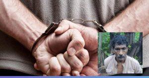 सुरक्षा बलों ने 20 लाख के इनामी माओवादी आतंकी को गिरफ्तार किया