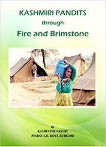 Book Review – Kashmiri Pandit's through Fire and Brimstone