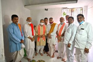 Bhainsa Violence – Seva Bharati hands over newly constructed houses to victims