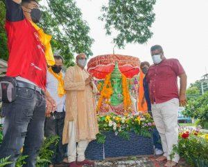 Thailand – Rangsit University hosted 3rd RSU International Ganesh Festival