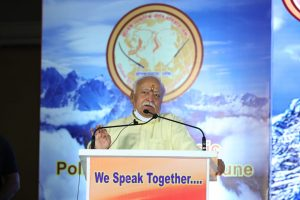 Coming and being together is inevitable for prosperous Bharat – Dr. Mohan Bhagwat