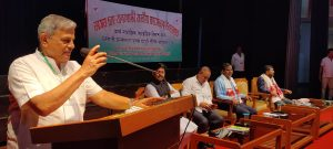 Preserving Bhartiya Sanskriti and its age-old tradition in literature is the need of the hour – Dattatreya Hosabale