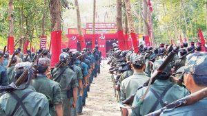 बच्चों को जबरन भर्ती कर हथियार थमा देते हैं वामपंथी माओवादी आतंकी