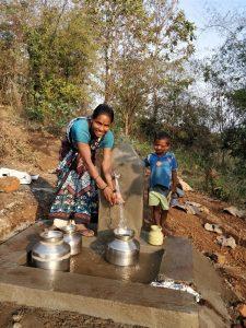 सेवागाथा – पानी आया, जीवन लाया… डोंगरीपाडा (महाराष्ट्र)